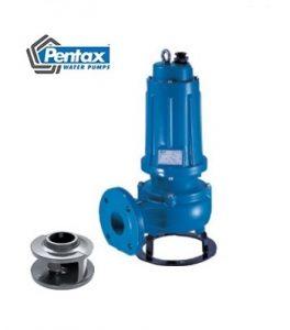 Máy bơm chìm nước thải Pentax chính hãng giá rẻ nhất hiện nay