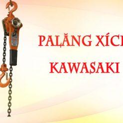 Pa lăng xích kéo tay Kawasaki