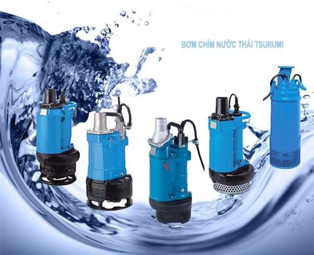 Cách sử dụng máy bơm nước chìm