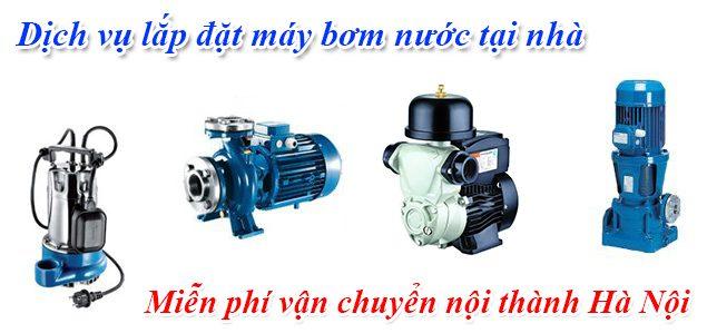Đại lý máy bơm Foras tại Hà Nội