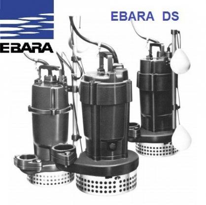 So sánh bơm chìm nước thải Pentax và Ebara