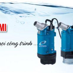 Bơm chìm nước thải Tsurumi